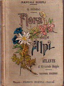 Flora delle Alpi...Otto Penzig 1915