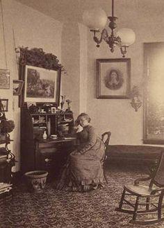 victorian classroom interior - Google Search