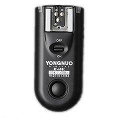 Disparador Remoto Rf-603 Para Flash Yongnuo 560iii - $ 60.000