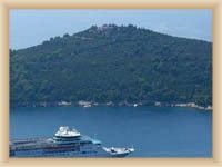 Island Lokrum - be careful of the nudist beach on the south-eastern tip of the island!  About $7.45 pp 10-12 min ferry ride from Dubrovnik