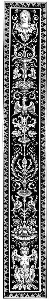 karen's whimsey..vintage black and white borders and illustrations for ALL sorts of things-history, religion, science, achitecture..a trasuretrove of beautiful clip art or coloringimages. NOT cheesy!