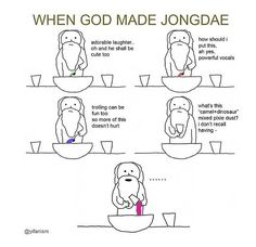 When God made Chen... #exo