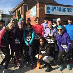 How running with a group helped a newly single mom find solid footing and a new passion for healthy, active living.