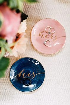 A Must-See Industrial Wedding with Gorgeous Florals | Ruffled