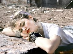 Her overt sexuality… | These Photos Of Madonna In Her Prime Are Unreal