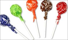 Tootsie Pops - IMPORTANT: Please read ingredient labels. Manufacturers continually change packaging and processing.