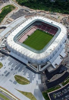 Arena Pernambuco Stadium - Recife - Brazil