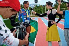 Vogue Brasil - RIO OLIMPICO by Giampaolo Sgura