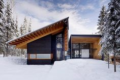 2014 AIA Housing Awards - Kicking Horse Residence by Bohlin Cywinski Jackson | Photo by Matthew Millman