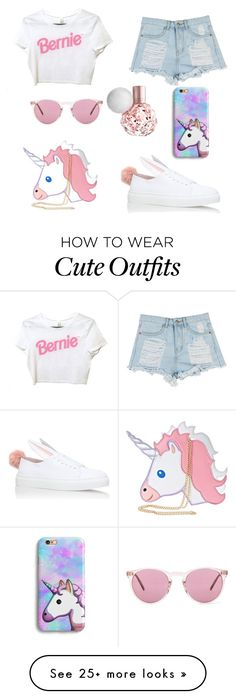 """My First Polyvore Outfit"" by vladastilinski24 on Polyvore featuring Nila Anthony, Minna Parikka and Oliver Peoples"