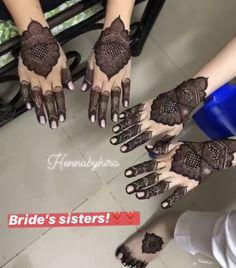 Kashee's Mehndi Designs, Kashees Mehndi, Bride Sister, Bridal Henna, Henna Patterns, Grooms, Cousins, Pakistani, Eyeliner