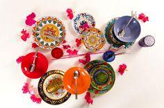 Renaissance 18 Piece Dinnerware Set, Service for 6 Kitchenware, Tableware, Soup Plating, Fruit Plate, Dinnerware Sets, Salad Plates, Home Decor Kitchen, China Porcelain, Dinner Plates