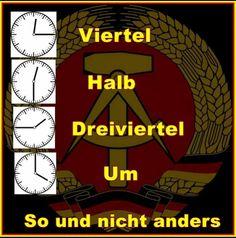 Die DDR Community – Community – Google+, So läuft dat !                                                    DA BRAUCHT MAN NOCH NICHT MAL ABITUR. DOCH MANCHE KAPIEREN ES EINFACH NICHT: