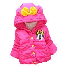 $9.85 (Buy here: https://alitems.com/g/1e8d114494ebda23ff8b16525dc3e8/?i=5&ulp=https%3A%2F%2Fwww.aliexpress.com%2Fitem%2F2016-Girls-Winter-Coats-Ourwear-Children-Minnie-Cartoon-High-quality-winter-Jacket-Baby-Girls-Cotton-Long%2F32677390315.html ) 2016 New Children Down Parkas Kids clothes Winter Thick warm  girls boys jackets & coats baby thermal liner down outerwear 2-6T  for just $9.85