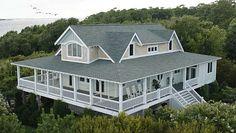 Revenge - Emily Thornes beach house