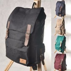 680f29524afc Stylish New Waterproof Canvas Laptop Bag 14