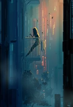 The Art Of Animation, Pascal Campion -. Illustrations, Illustration Art, Pascal Campion, Cyberpunk, Art Inspo, Amazing Art, Awesome, Fantasy Art, Concept Art
