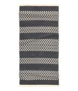 Check this out! Pattern-weave, reversible rug in cotton fabric. - Visit hm.com to see more.