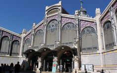 Mercado central de Valencia - Imagen de Inbogavlc