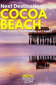 A Cocoa Beach romantic getaway is also a perfect remedy when you've been cooped up and need to get out! There are tons of outdoor activities and lots of outdoor dining options. |cocoa beach | cocoa beach florida | cocoa beach florida things to do | cocoa beach florida things to do bucket lists | things to do in cocoa beach florida | cocoa beach florida things to do bucket lists | #cocoabeach #cocoabeachfl #florida #vacation #travel #destination #romanticgetaway #FloridaTravel #FloridaBeach Visit Florida, Florida Vacation, Florida Travel, Vacation Travel, Travel Usa, Vacation Ideas, Cocoa Beach Florida, Destin Beach, Beach Trip