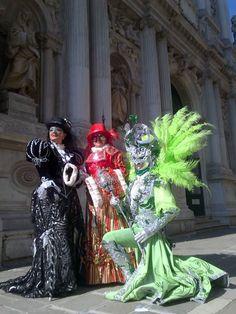 Fotografía: Guía Jesús Balsa - Carnaval de Venecia