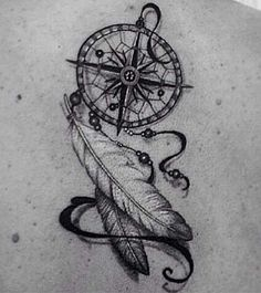 awesome Tattoo Trends - capteur de r�ve