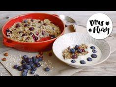 Ein leckeres Frühstück gehört zu meinen liebsten Mahlzeiten. Aber nur wenn ich Zeit habe und dann am liebsten gekochte Haferflocken in Form von Porridge bzw.