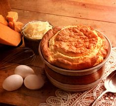 How to make a souffle, learn how to cook and prepare this tasty egg-based entree, including steps to making this egg dish, sweet and savory egg variations, and souffle recipes.