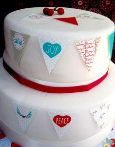 christmas cake Inspirations 22