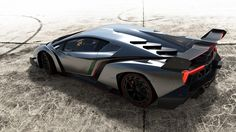 The most expensive car in the world!