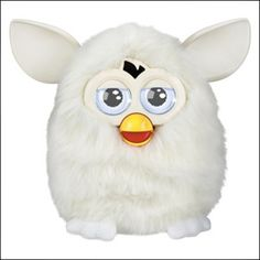 Furby for Christmas High-Tech Trendy Toys for 2012 Holidays