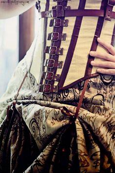 corset (originally seen by @Carrolljnh264 )