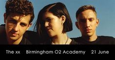 The xx Announce New UK ShowWithGuitars