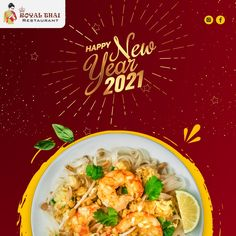 Wishing Everyone a Happy New Year with Prosperity, Happiness and Health. Happy New Year 2021! . . . #happynewyear #happynewyear2021 #newyear #happiness #OnlineOrder #FreeDelivery #Thai #ThaiFoods #ThaiDishes #Cuisines #FoodPorn #Foodie #ThaiCuisine #Restaurant #Yummy #Delicious #ThaiFoodLover #FoodLovers #FoodBlogger #SeaFood #ThaiRestaurant #RoyalThai #HygienicEnvironment Best Thai Restaurant, Thai Dishes, Chana Masala, Happy New, Thai Red Curry, Amsterdam, Seafood, Food Porn, Happiness
