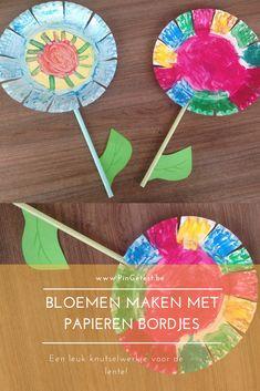 Bloemen maken met papieren bordjes - PinGetest - Bloemen knutselen Toddler Crafts, Toddler Activities, Fun Activities, Elizabeth Taylor Biography, Diy For Kids, Crafts For Kids, Disney Diy, Blogger Themes, Kids And Parenting