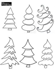 Christmas : Art activity: Wrapping Around the Christmas Tree ! Grinch Christmas Tree, Diy Christmas Ornaments, Christmas Decorations, Christmas Favors, Christmas Presents, Handmade Christmas Gifts, Personalized Christmas Gifts, Handmade Gifts, Christmas Artwork