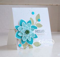 Stampin' Cards and M