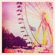 ferris wheel by mone