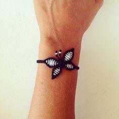 macrame butterfly