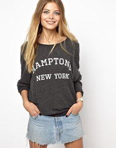 Wildfox+Hamptons+Ny+Jumper