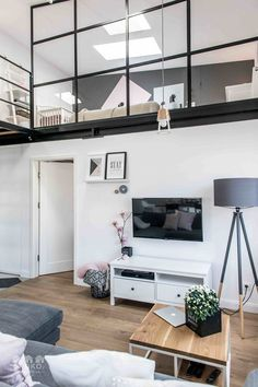 Tiny Apartments, Studio Apartments, Apartment Goals, Apartment Ideas,  Smallest House, Small Houses, Coffee Tables, Living Rooms, Image