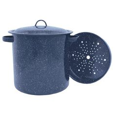 101 Beach House Must-Haves: Granite Ware 15.5 qt. Multi-Pot | $26