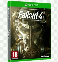 Fallout 4 Xbox one Disco