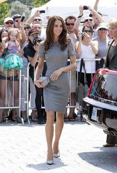 Royal Visit 2011. Photo by Keystone Press