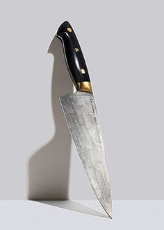 "Bob Kramer 10"" Carbon Steel Chef Knife by Zwilling J.A. Henckels"