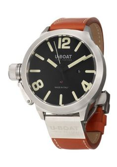 U-Boat Classico AS Men's Automatic Watch 53-AS-1-A U-Boat. $1700.00. Save 35% Off!