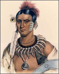 Indian Pictures: American Indian Pictures of the Ioway or Iowa Tribe