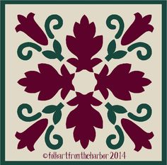 folk art stencils | Please note these are NOT signs They are Stencils made from Clear ...