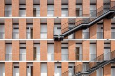 Image 1 of 30 from gallery of Emiliano Zapata Building  / HGR Arquitectos. Photograph by Diana Arnau