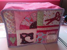 El cuartito de Montsemi: Funda máquina coser